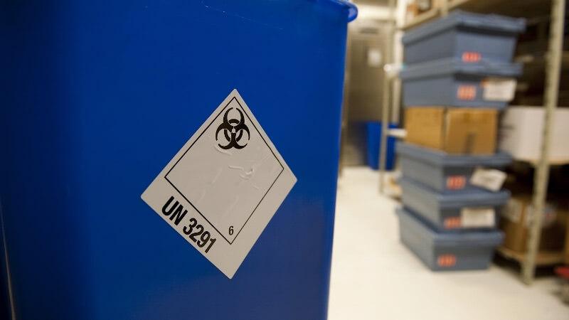 opslag-ton-chemisch-afval