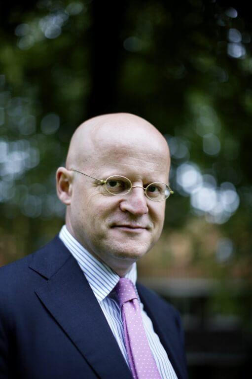 Minister van justitie Ferdinand Grapperhaus