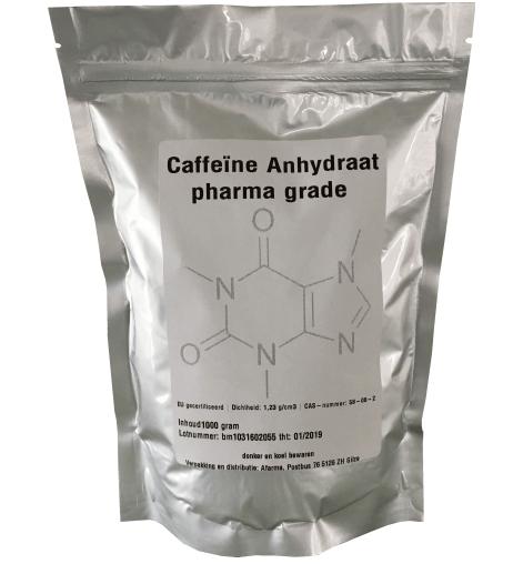 Caffeïne Anhydraat