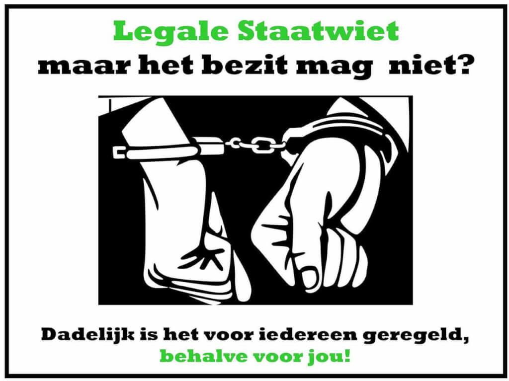 Legale staatswiet