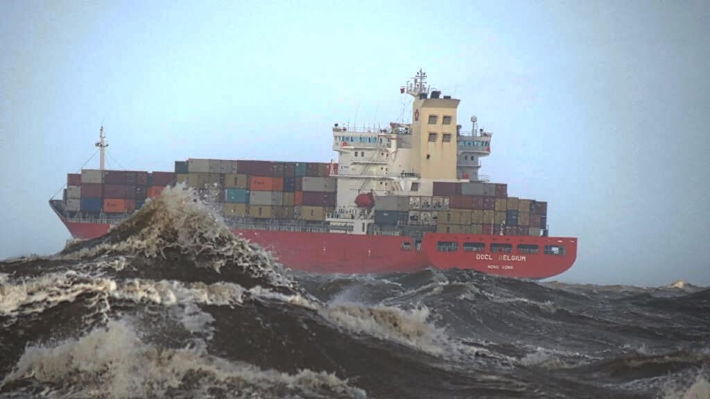slagroom schip