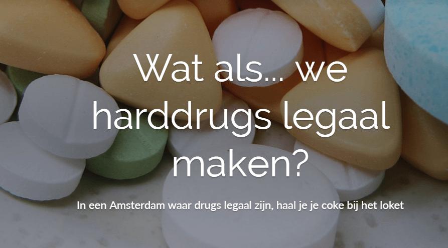 harddrugs legaal