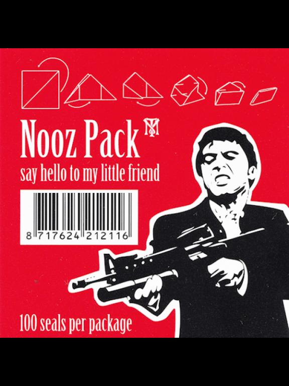 Nooz Pack Seals van Wapwinkel