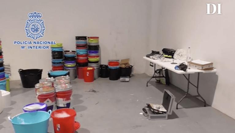 Drugs kantoor Ibiza