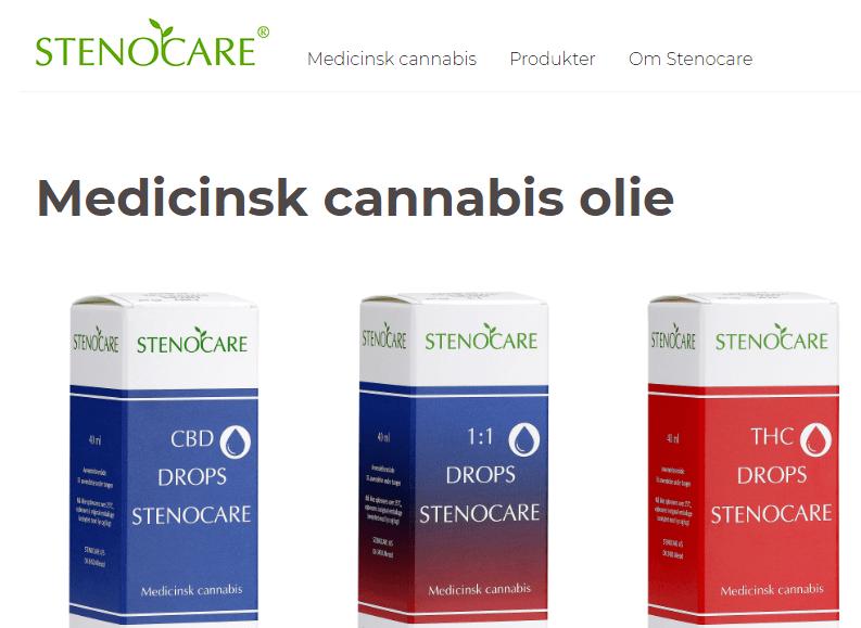 Cannabisolie verkoper gaat naar de beurs