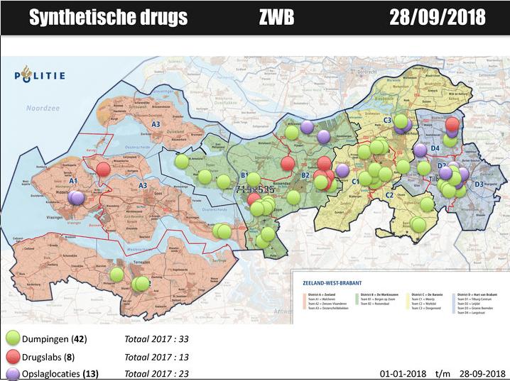 drugs dumpingen brabant