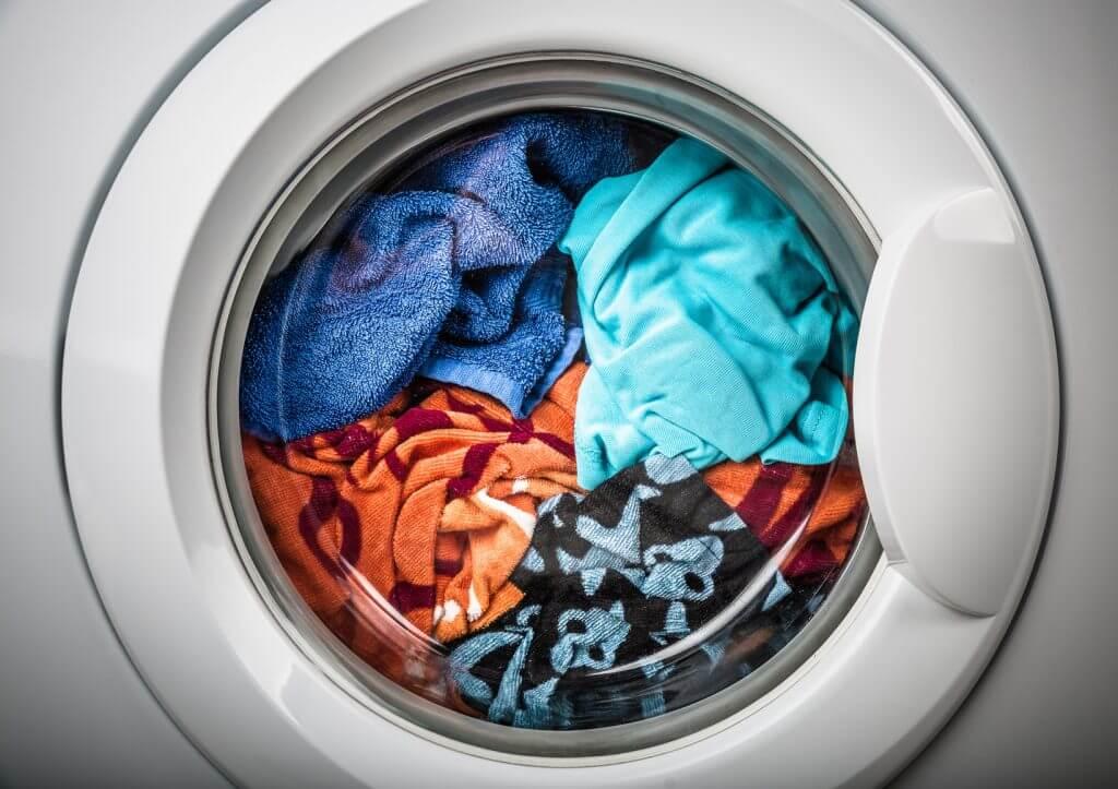 Wit spul witwassen
