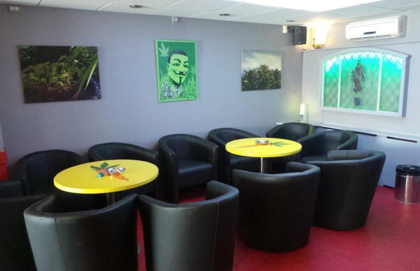 Coffeeshop Indica