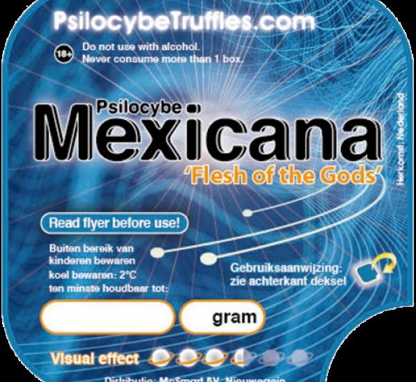 Magic Truffels Mexicana