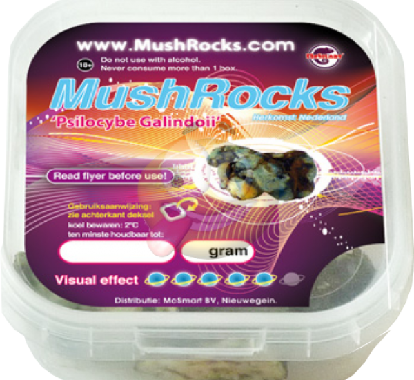 Smartshop: Mushrock Truffels