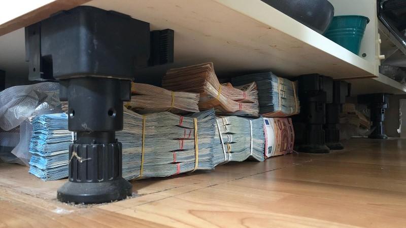 6 ton onder keukenblok