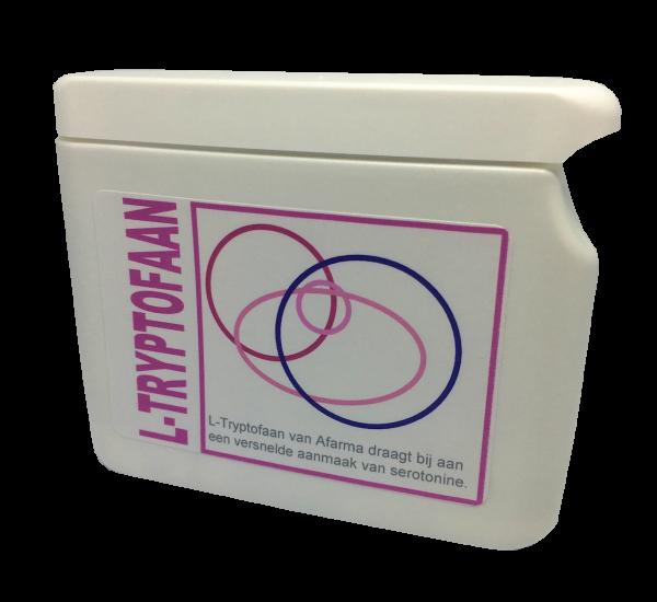 Tryptofaan capsules