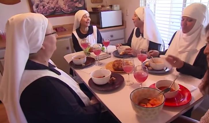 Bijzondere nonnen