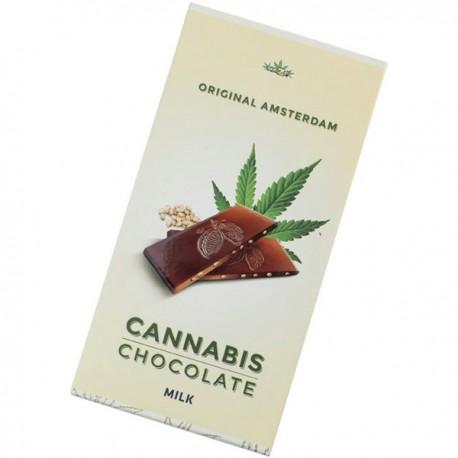 Nieuwe producten, cannabis chocolade