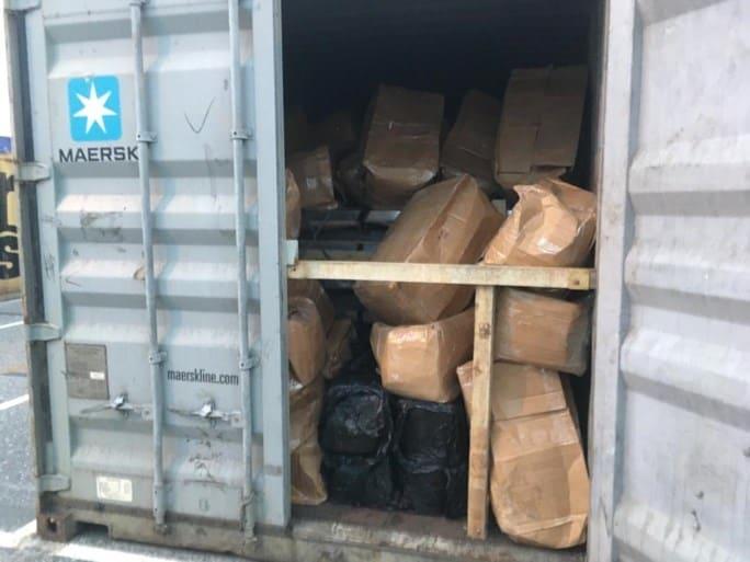 1300 kilo in Antwerpen