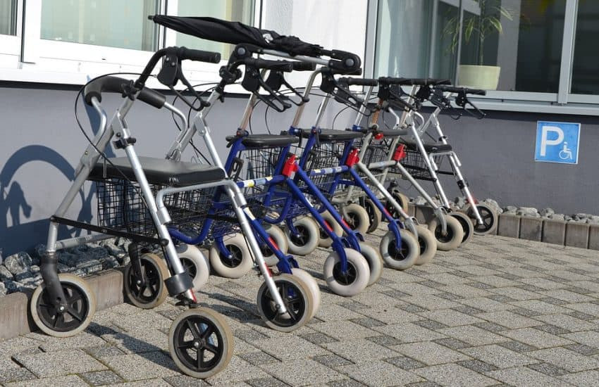 Jan Blaauw's vervoermiddel