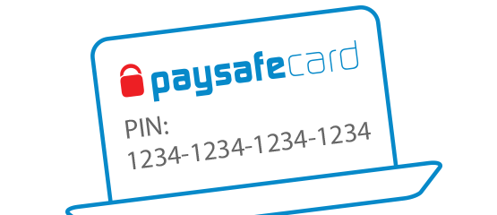 Pay Safecard