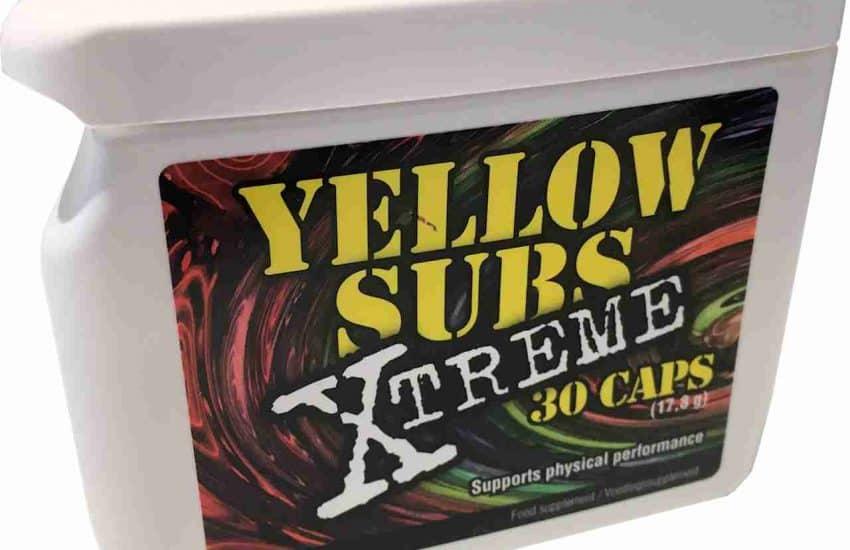Afvallen met Yellow Subs Xtreme