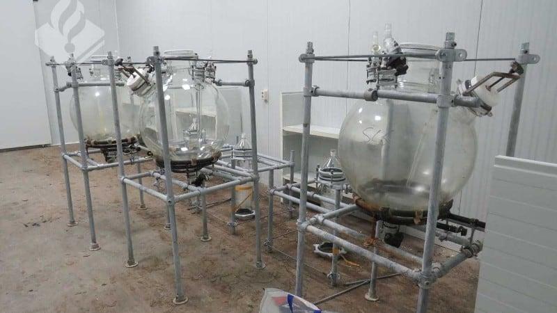 Lab in Friesland