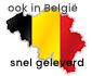 Ook Belgie snel geleverd