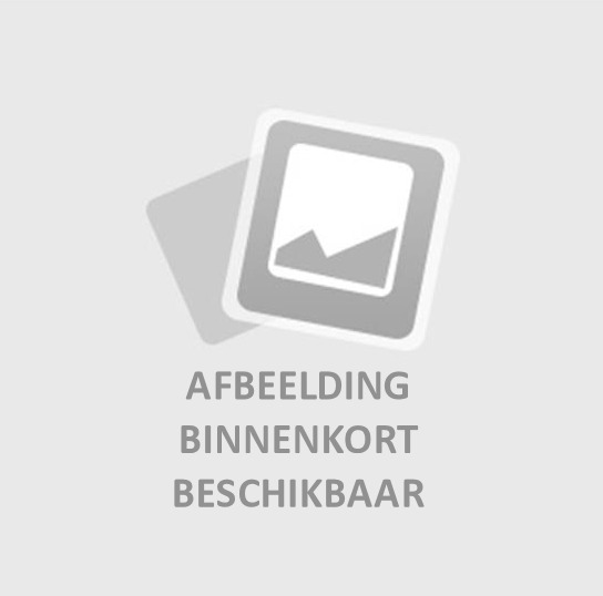 Dienbladkussen Wietblad Wit/Groen