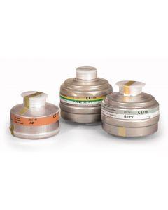 Promask filters voor volgelaatsmasker