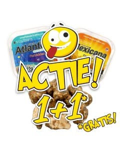 "Magic Truffles Atlantis + Mexicana Actie ! ""1+1"" 10g"