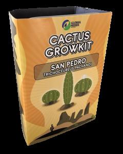Cactus growkit San Pedro