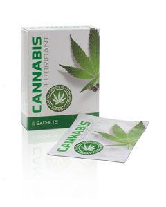Cannabis Lubricant Sachet