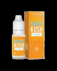 CBD E-liquid Harmony Mango Kush 100 mg