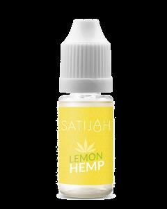 CBD E-Liquid 50mg CBD 10ml (Satijah) lemon