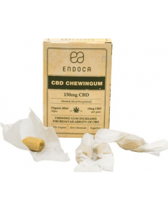 CBD kauwgum (Endoca) 150mg
