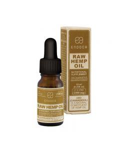 CBD olie RAW 15% (Endoca) 300 mg 10 ml
