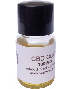 CBD olie Wapwinkel 5ml