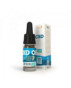 CBD olie Royal Queen Seeds 250 mg
