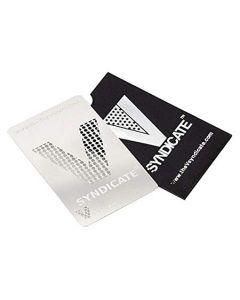 Grinder creditcard V Syndicate