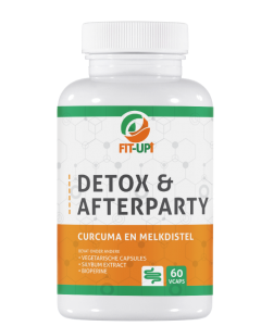 Detox Afterparty capsules