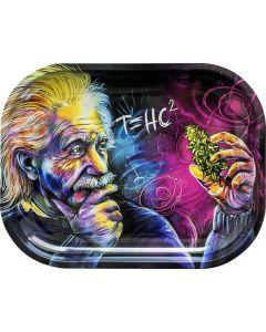 Rolling tray Einstein