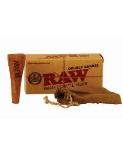 RAW double barrel
