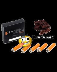 E-smoking chocolade [vrij]