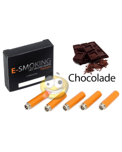 E-smoking chocolade [laag]