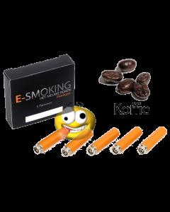 E-smoking koffie [middel]