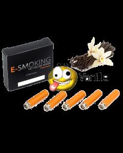 E-smoking vanille [hoog]
