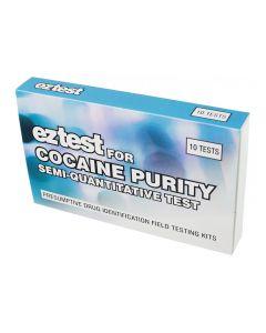 Cocaïne zuiverheid test (PURITY) EZ