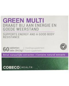 Cobeco Green Multi Vitamin (60 tab)