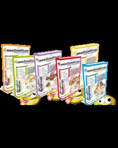 Paddo growkit 6 pack