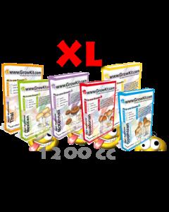 Paddo growkit 6 pack XL