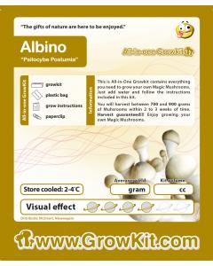 Paddo growkit albino 2100 cc