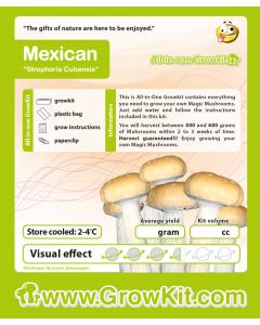 Paddo growkit Mexican 1200 cc