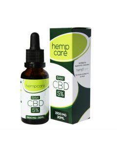 Hempcare CBD RAW 5% - 30 ML